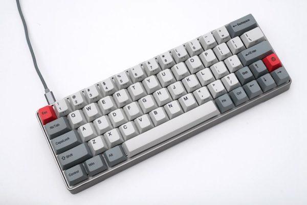 iGK64 Programmable Mechanical Keyboard(64 keys) with DIY RGB Backlit Light