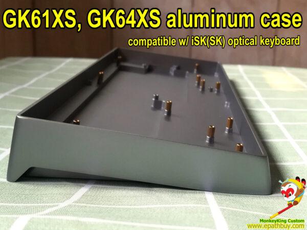 60% aluminum keyboard case, classical style, new version, MonkeyKing Custom