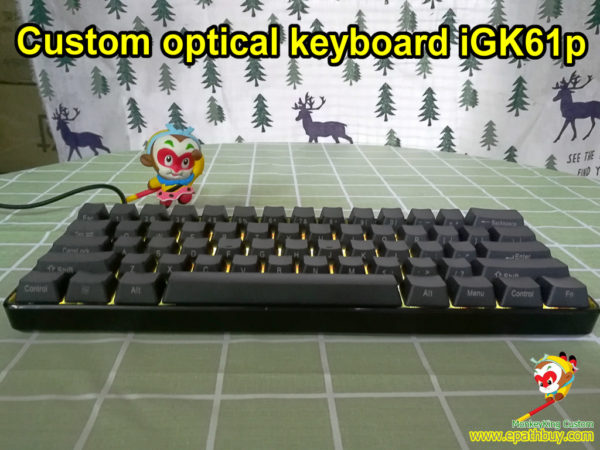 best 60% rgb backlit gaming mechanical keyboard