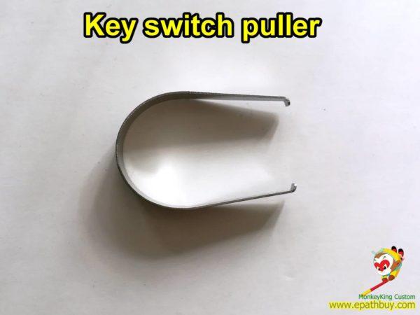 Mechanical keyboard key switch puller, diy keyboard tool